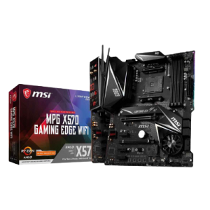 MSI X570 GAMING EDGE WIFI